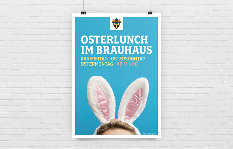 Poster osterlunch
